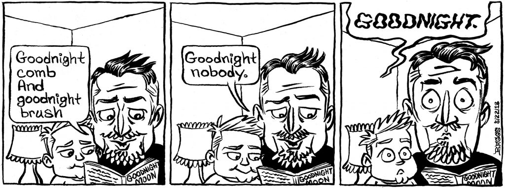 """""""Goodnight Goon"""" by Jesse Baggs"""