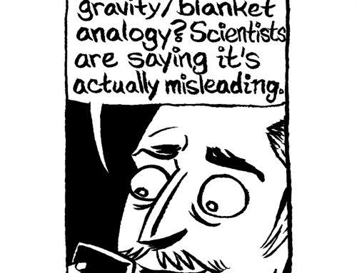 Gravity's Blanket