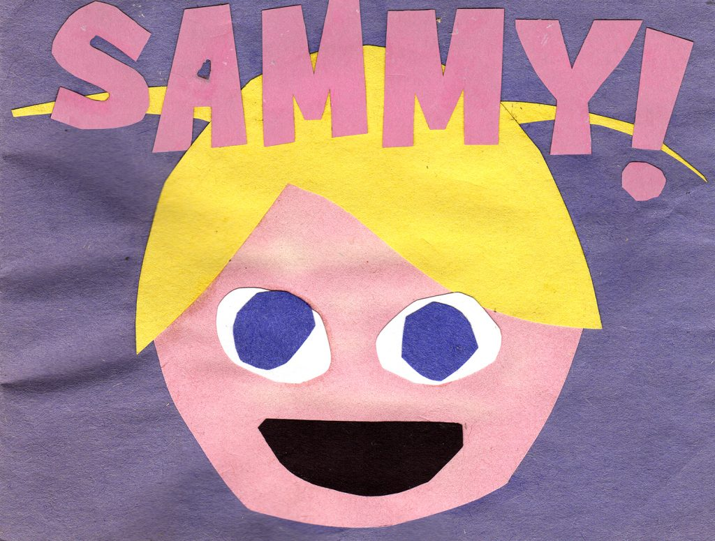 """Sammy!"" by Jesse Baggs [1 of 4]"