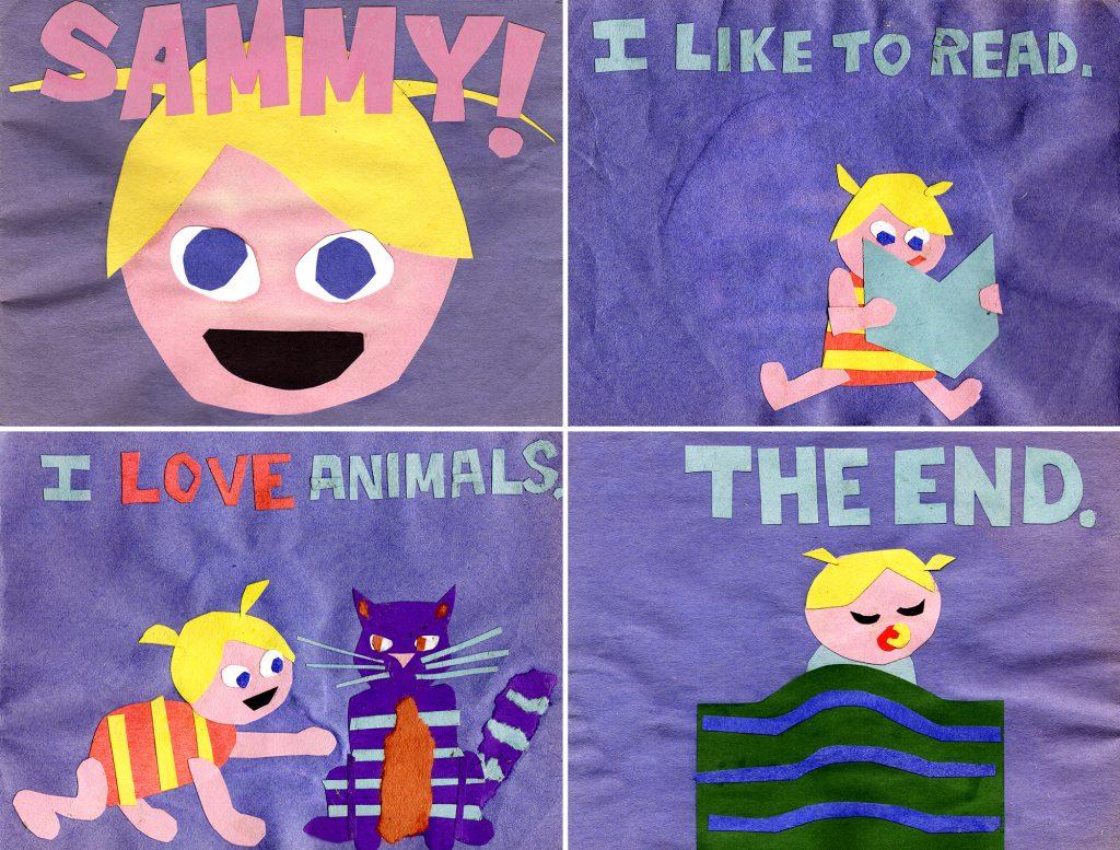 """Sammy!"" by Jesse Baggs"