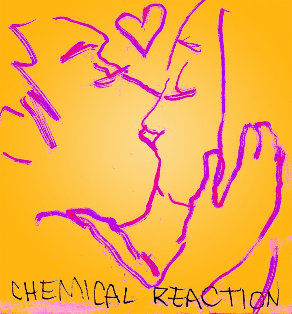 """Chemical Reaction"" by Jesse Baggs."