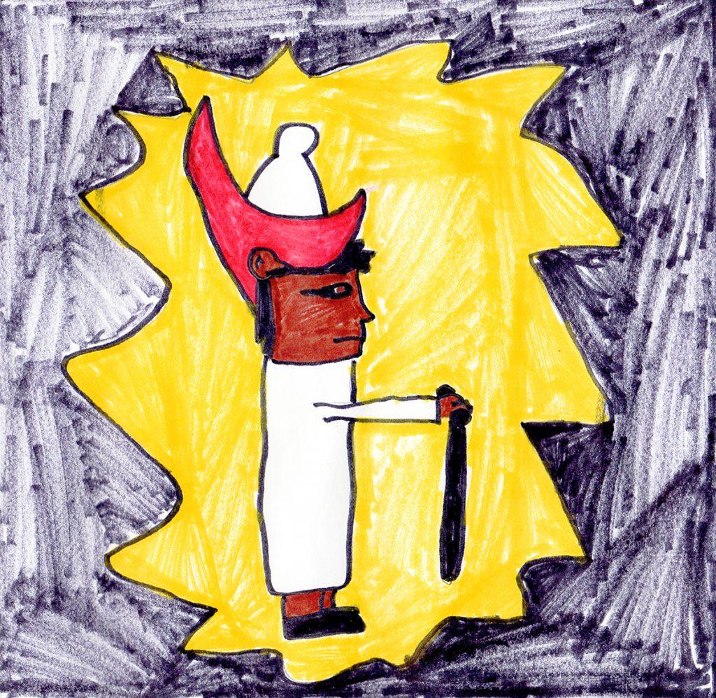 """Mummification"" [3 of 7] by Jesse Baggs"