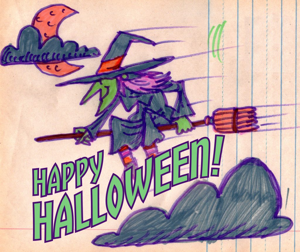 """""""Happy Halloween [Complete]"""" by Jesse Baggs"""
