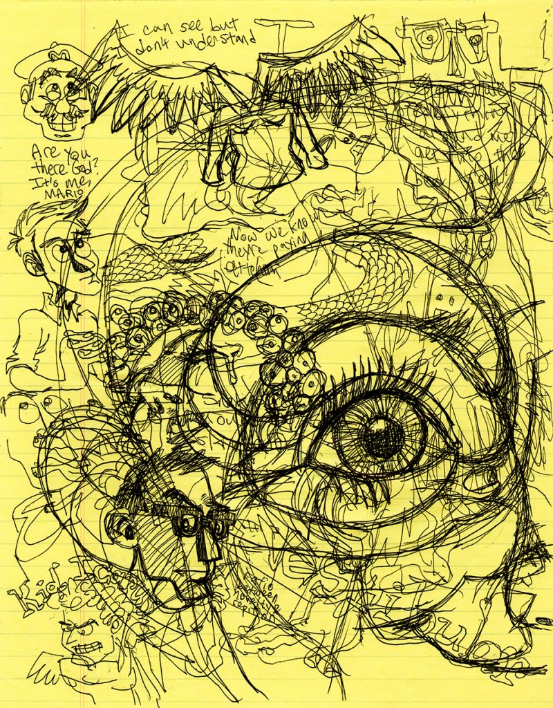 """""""I Can See (But I Don't Understand)"""" by Jesse Baggs"""