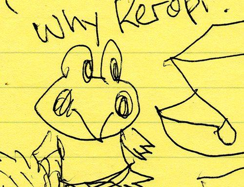 Why Keroppi?