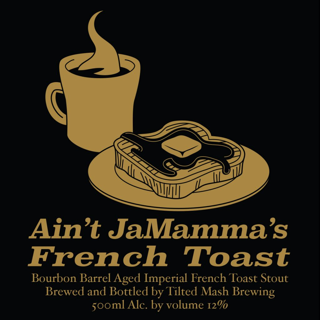 """Ain't JaMamma's French Toast"" by Jesse Baggs"