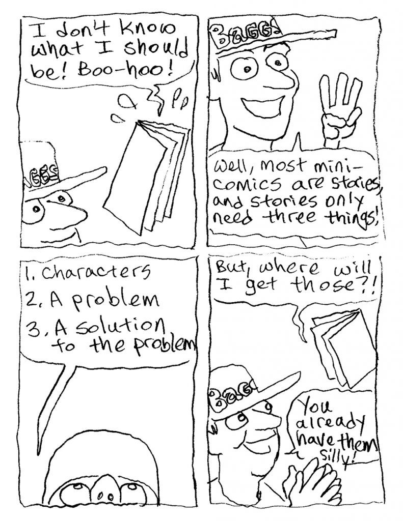 """""""Meta the Mini [Page 5] by Jesse Baggs"""