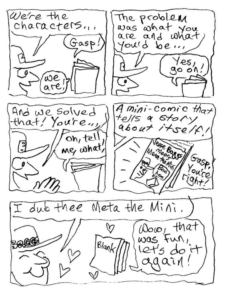 """Meta the Mini [Page 6] by Jesse Baggs"