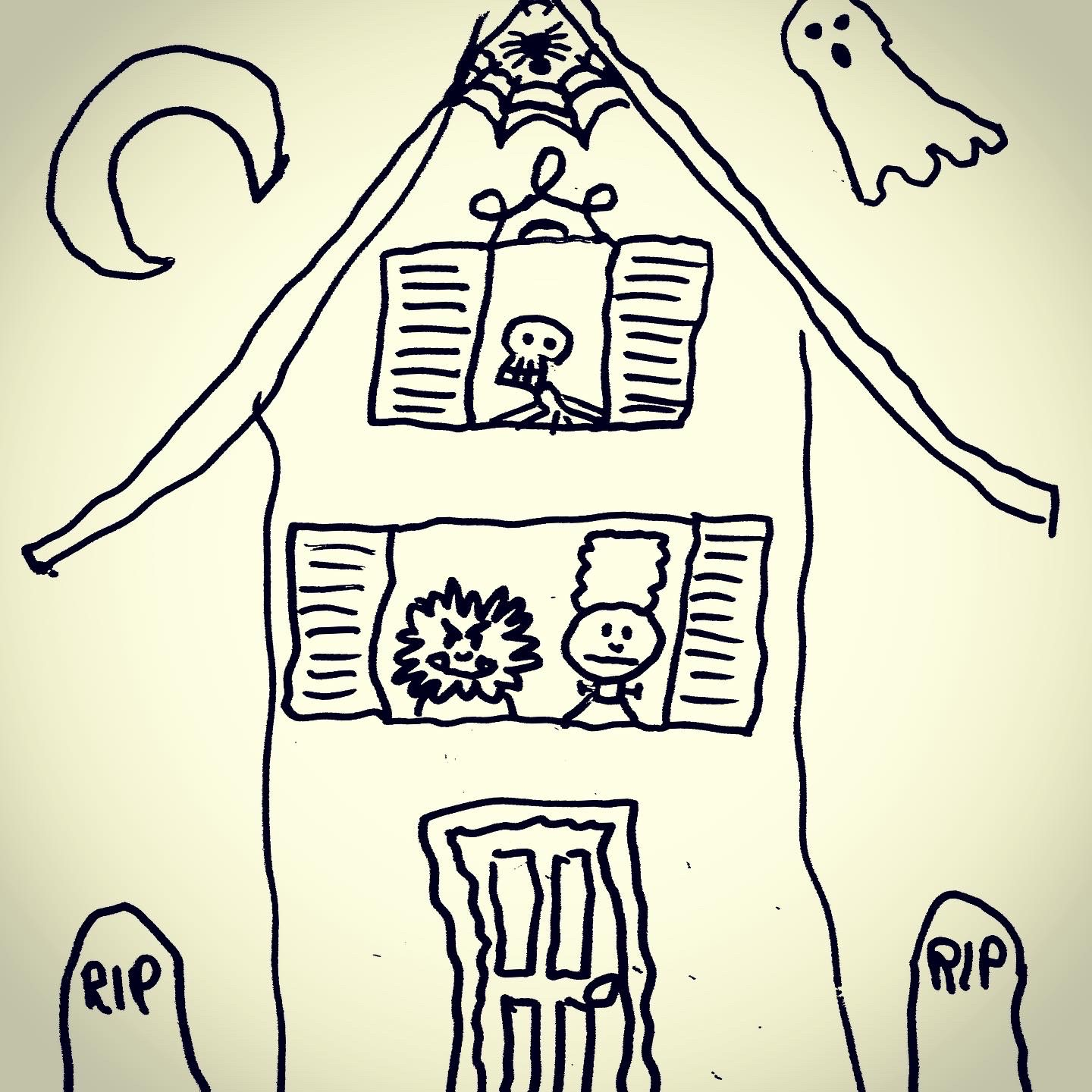 """""""Haunted House"""" by Jesse Baggs"""