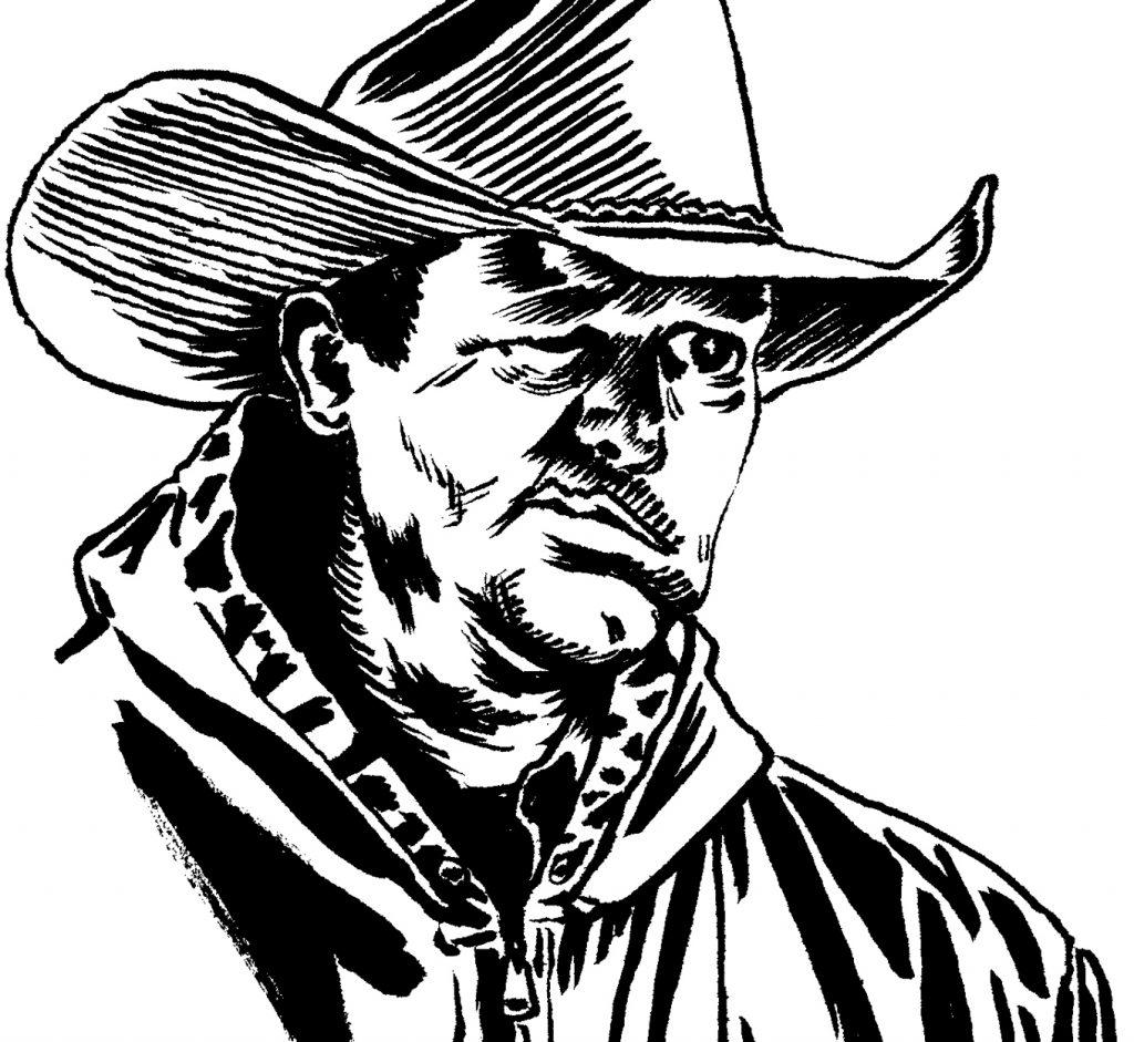 """""""Ammon Bundy"""" by Jesse Baggs"""