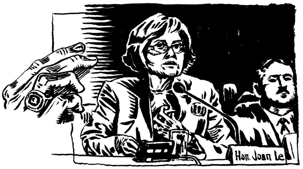 """""""Joan Lefkow"""" by Jesse Baggs"""