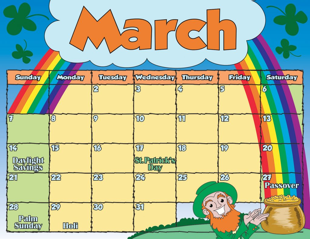 """""""March 2021 [Color]"""" by Jesse Baggs"""