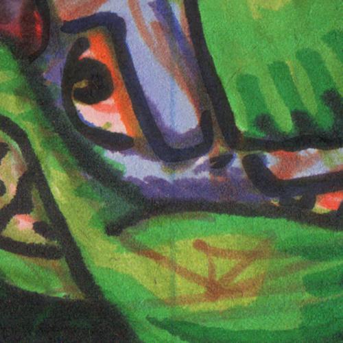 """""""Turtles [Excerpt]"""" by Jesse Baggs"""