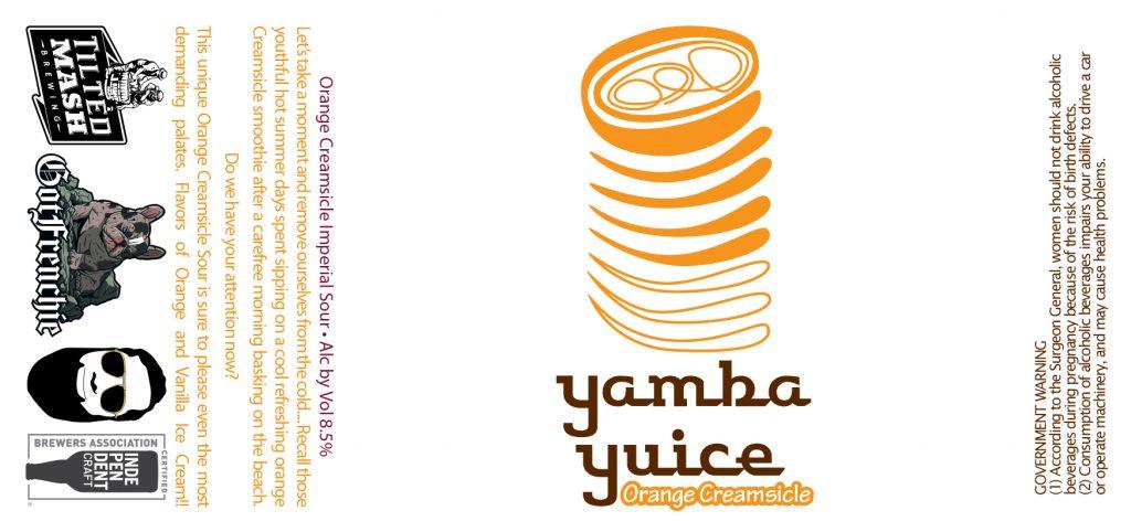 """""""Yamba Yuice: Orange Creamsicle"""" by Jesse Baggs"""