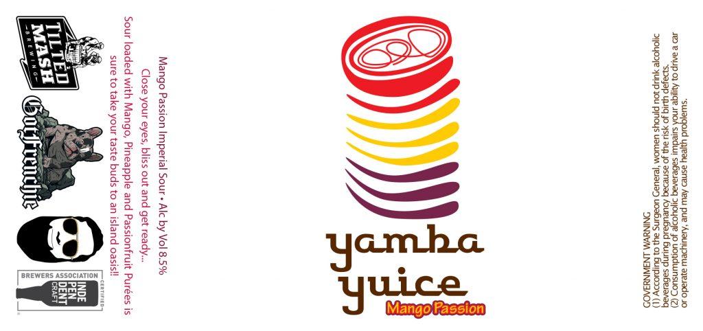 """""""Yamba Yuice: Mango Passion"""" by Jesse Baggs"""