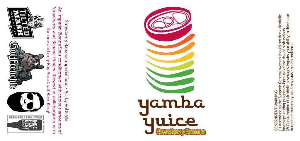 """""""Yamba Yuice: Strawberry Banana"""" by Jesse Baggs"""