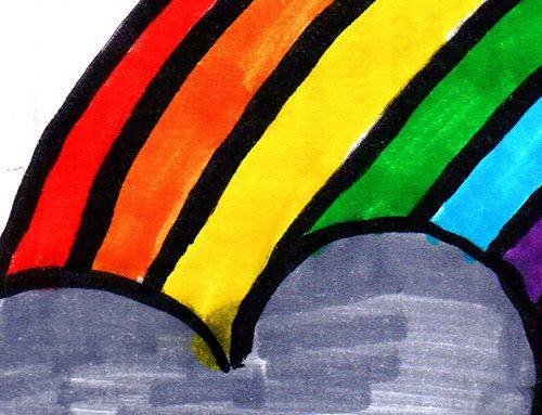 The Rainbow Vacation
