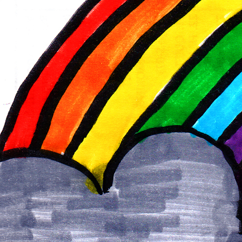 """Rainbow [Excerpt]"" by Jesse Baggs"