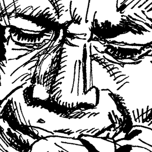 """""""Pen and Ink Book, Page 24 [Excerpt]"""" by Jesse Baggs"""