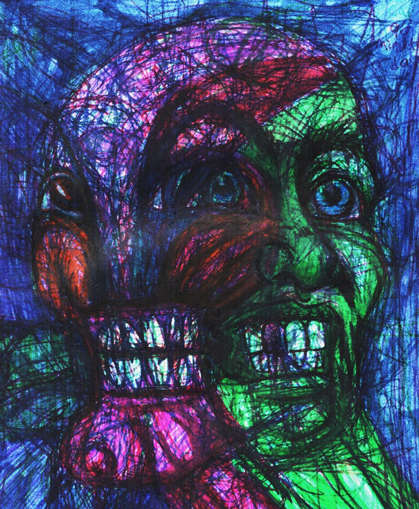"""The Pierced Veil (Edit)"" by Jesse Baggs"
